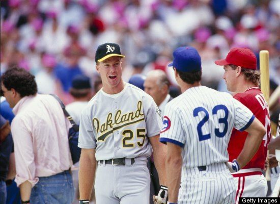 Mark Mcgwire Before And After Mark Maguire, Steroids...